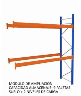 Rack paletizado - módulos ampliación