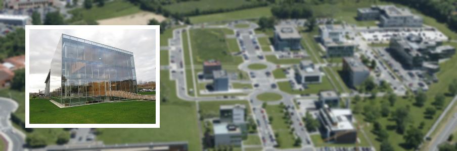 Oficinas centrales de Noega Systems